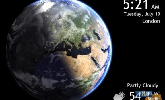 Living Earth HD Ekran Görüntüleri - 1