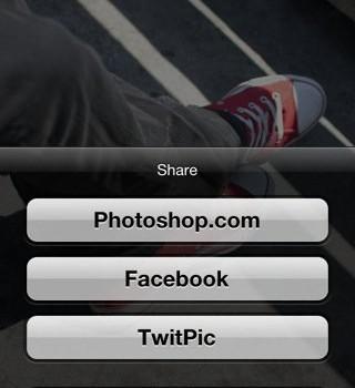 Adobe Photoshop Express Ekran Görüntüleri - 1