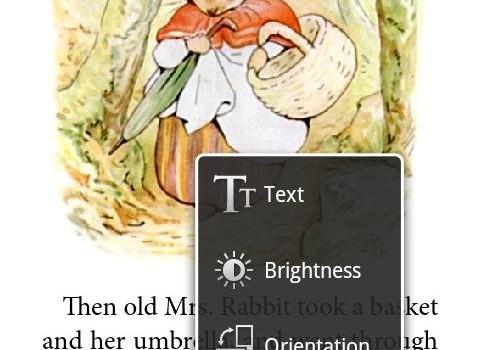 Aldiko Book Reader Ekran Görüntüleri - 2
