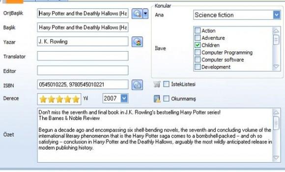 All My Books Ekran Görüntüleri - 1