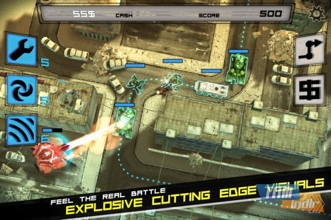Anomaly Warzone Earth Ekran Görüntüleri - 1