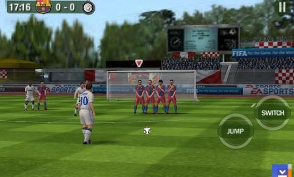 FIFA 11 Mobil Ekran Görüntüleri - 3