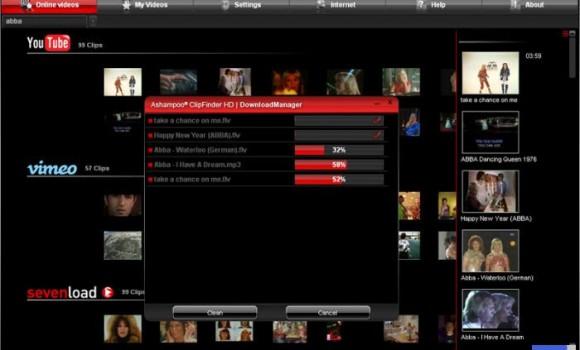 Ashampoo ClipFinder HD Ekran Görüntüleri - 2