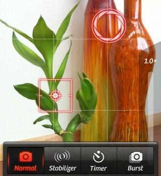 Camera+ Ekran Görüntüleri - 2