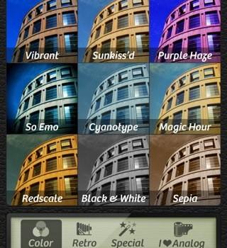Camera+ Ekran Görüntüleri - 1