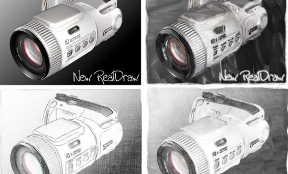 Real-DRAW Pro Ekran Görüntüleri - 3