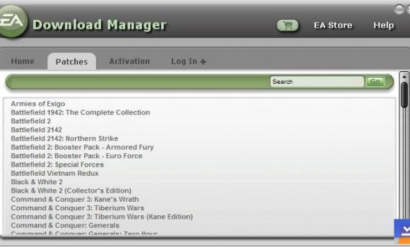 EA Download Manager Ekran Görüntüleri - 2