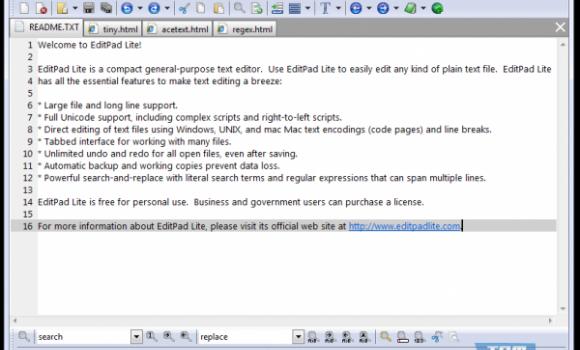 EditPad Lite Ekran Görüntüleri - 1