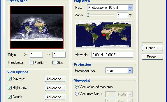 EarthView Ekran Görüntüleri - 1