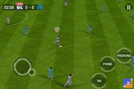 FIFA 11 Mobil Ekran Görüntüleri - 1