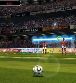Flick Soccer! Ekran Görüntüleri - 2