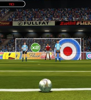 Flick Soccer! Ekran Görüntüleri - 1