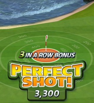 Flick Golf! Ekran Görüntüleri - 1