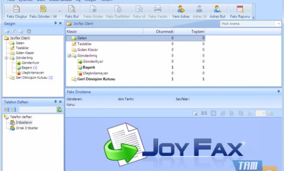 Joyfax Server Ekran Görüntüleri - 2