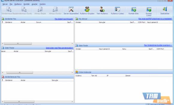 Joyfax Server Ekran Görüntüleri - 3