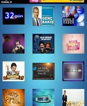 Kanal D Ekran Görüntüleri - 2
