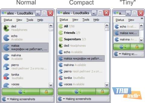 Loudtalks Ekran Görüntüleri - 2