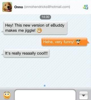 eBuddy Messenger Ekran Görüntüleri - 3
