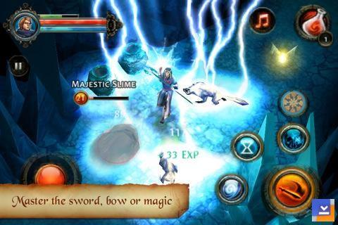 Dungeon Hunter 2 Ekran Görüntüleri - 2