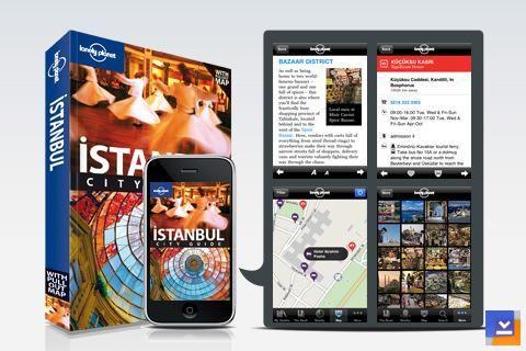 Lonely Planet Istanbul City Guide Ekran Görüntüleri - 4