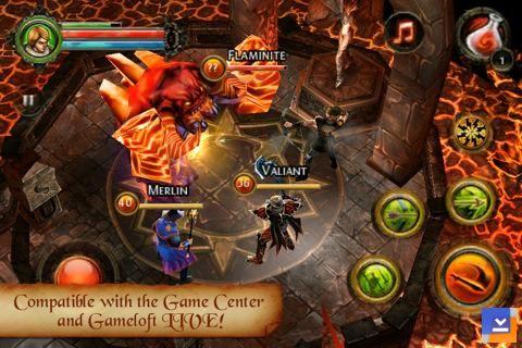 Dungeon Hunter 2 Ekran Görüntüleri - 3