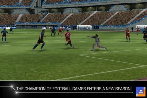 PES 2011 - Pro Evolution Soccer Mobil Ekran Görüntüleri - 3