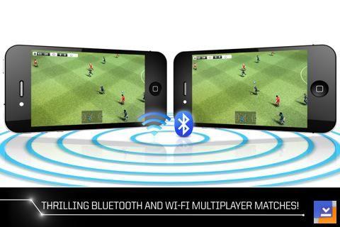 PES 2011 - Pro Evolution Soccer Mobil Ekran Görüntüleri - 1