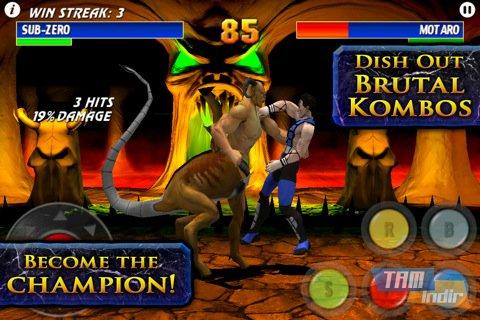 Ultimate Mortal Kombat 3 Ekran Görüntüleri - 3