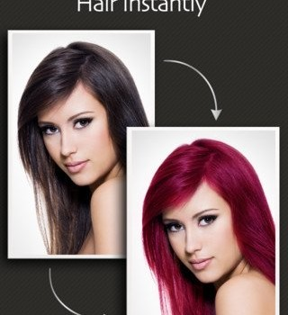 Hair Color Booth Free Ekran Görüntüleri - 1