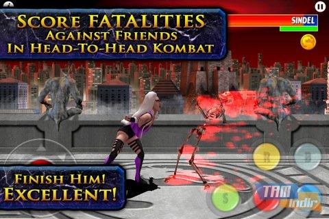 Ultimate Mortal Kombat 3 Ekran Görüntüleri - 2