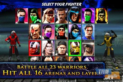 Ultimate Mortal Kombat 3 Ekran Görüntüleri - 1
