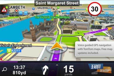 Sygic Europe: GPS Navigation Ekran Görüntüleri - 1