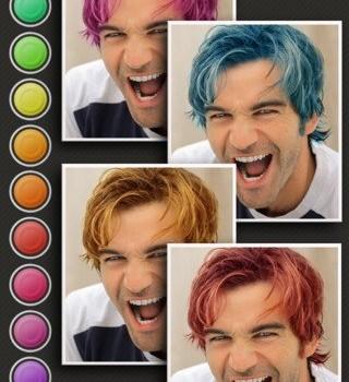 Hair Color Booth Free Ekran Görüntüleri - 2