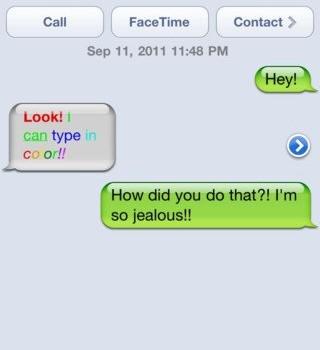 Color Texting Ekran Görüntüleri - 1
