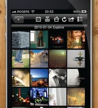 FlickStackr Ekran Görüntüleri - 1