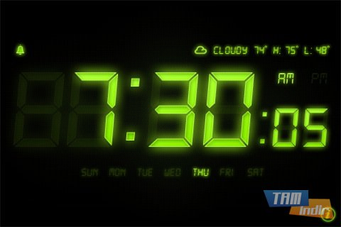 Alarm Clock Pro Ekran Görüntüleri - 1