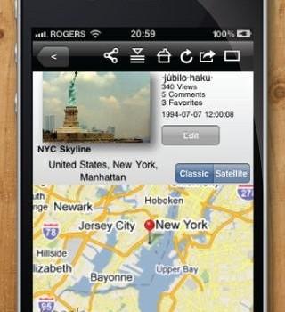 FlickStackr Ekran Görüntüleri - 2