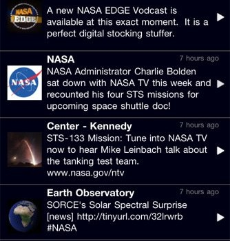 NASA App Ekran Görüntüleri - 3