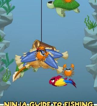Ninja Fishing Ekran Görüntüleri - 4