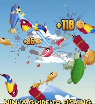Ninja Fishing Ekran Görüntüleri - 3