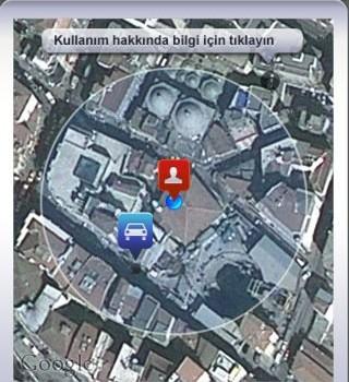 Otopark Bul Ekran Görüntüleri - 2