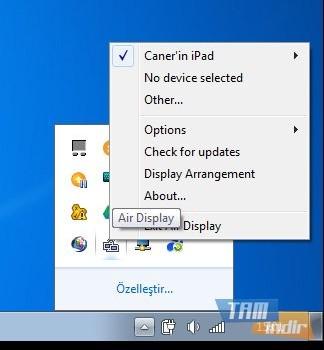 Air Display Ekran Görüntüleri - 1