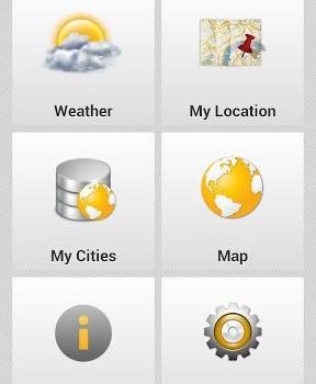 Android Weather & Clock Widget Ekran Görüntüleri - 2
