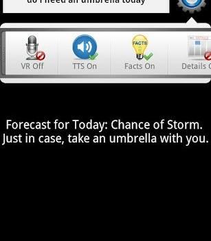 Andy - Siri for Android Ekran Görüntüleri - 2