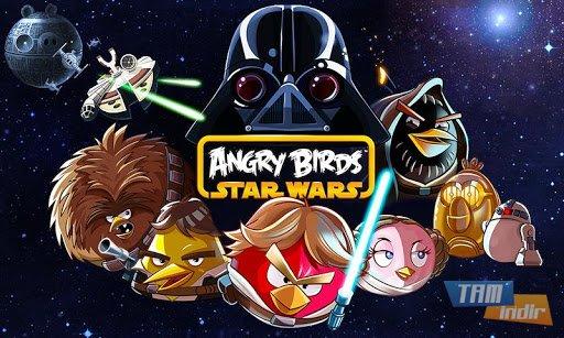 Angry Birds Star Wars Ekran Görüntüleri - 4