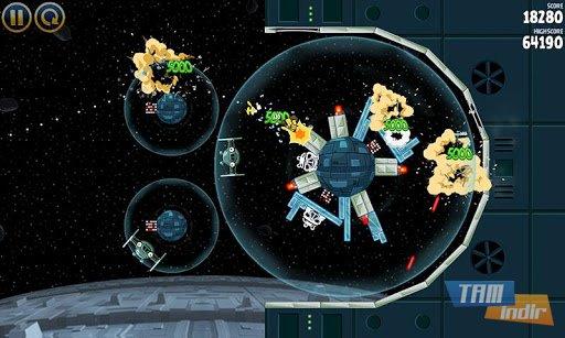 Angry Birds Star Wars Ekran Görüntüleri - 1