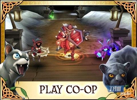 Arcane Legends Ekran Görüntüleri - 2