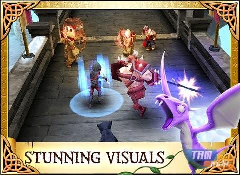 Arcane Legends Ekran Görüntüleri - 3