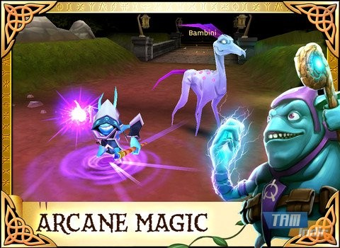 Arcane Legends Ekran Görüntüleri - 4