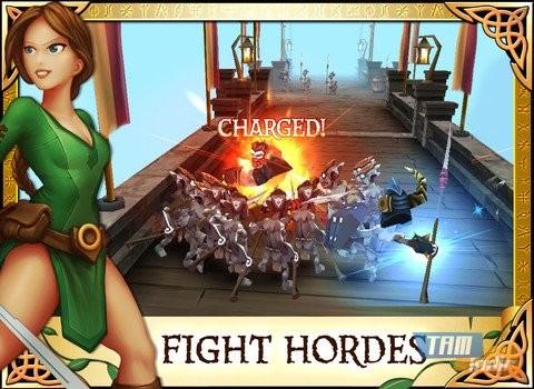 Arcane Legends Ekran Görüntüleri - 5